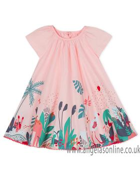 Catimini girls dress CN30013-19 Pink