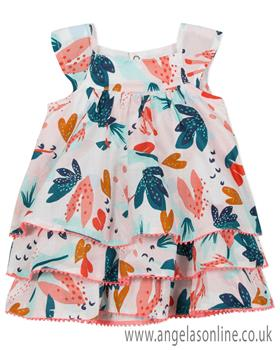 Catimini girls dress CN30093-19