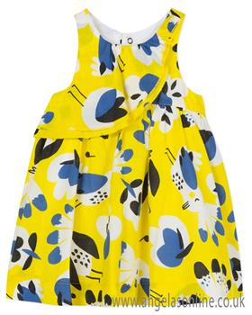 Catimini girls dress CN31013-19