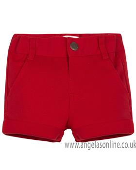 Catimini boys summer shorts CN25042-19 Red