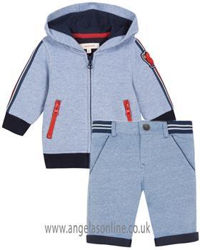 Catimini boys jog suit CN17022-23032-19