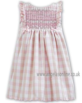 Sarah Louise baby girls dress 011149