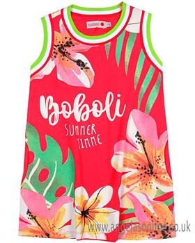 Boboli girls summer dress 827377-19
