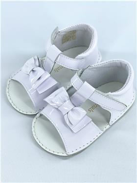 Pretty Originals Girls Sandals UE01330E White
