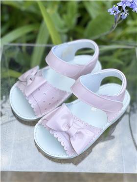 Pretty Originals Girls Sandals UE01332E Pink