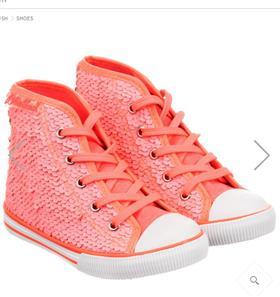Billieblush girls shoes U-19185-19 Pink