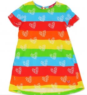 Agatha Ruiz girls summer dress 7VE3179-19