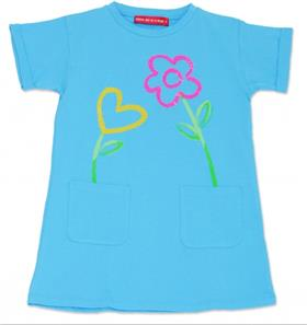 Agatha Ruiz girls summer lines dress 7VE3210-19