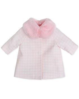 Tutto Piccolo girls coat 7612-19 Pink