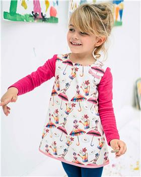 Rosalita Senorita girls winter dress Ruti-1