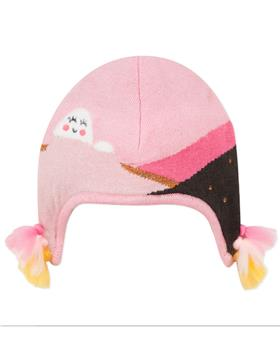 Catimini girls bonnet CP90063-19 Pink