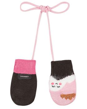 Catimini girls mitts CP92023-19 Pink