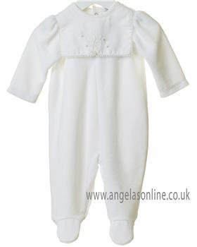 Bluesbaby newborn all-in-one TT0212-19 White