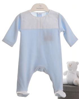 Laranjinha baby boys all-in-one 19438-19 Blue