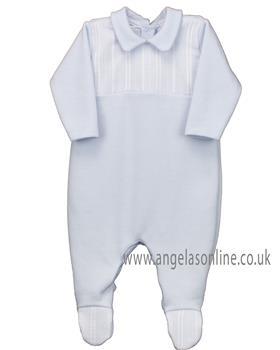 Rapife baby boys babygrow 4944-19 Blue