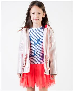 Billieblush girls winter dress U12494 Blue