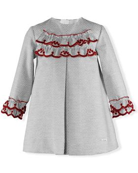 Miranda girls winter dress 26-0233-v