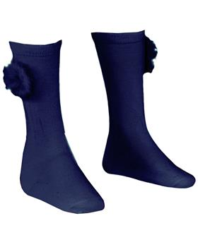 Miranda girls socks 26-1505-C-19 Blue