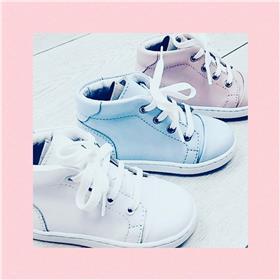 Borboleta Girls High Top Boots Danilo B202-19 PINK