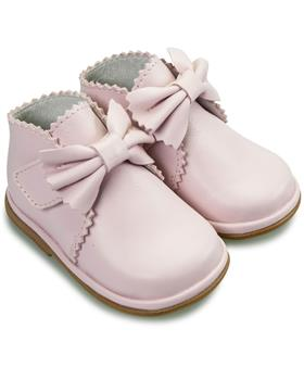 Fofito Girls Boot Sharon 1122 Pink Leather