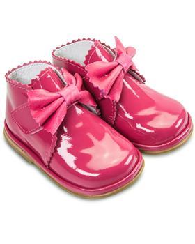 Fofito Girls Boot Sharon 1122 Cerise Patent