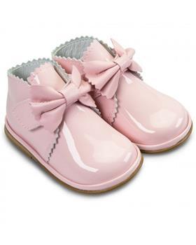 Fofito Girls Boot Sharon 1122 Pink Patent