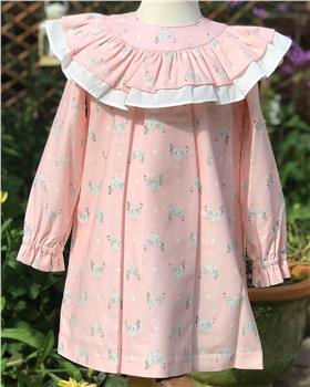 Rochy girls winter dress T06050
