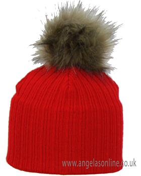 Satila Hat Nora RED