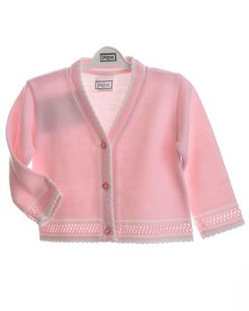 Pex Baby Girls Cardigan Hermosa B7596-19 PK