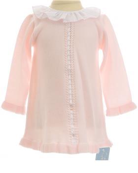 Granlei baby girls dress 1506-19 Pink