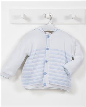 Pex Boys Jacket Oliver B7359-18 WH/BL