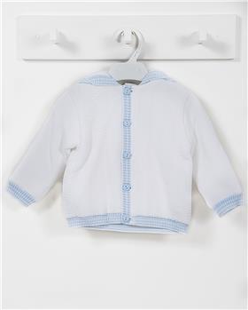 Pretty Originals boys jacket JPJ2134E-19 Wh/Bl