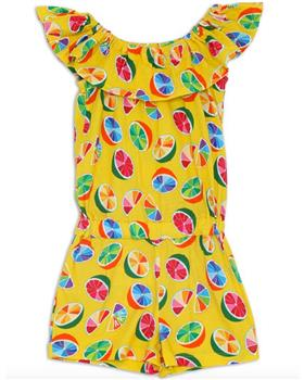 Agatha Ruiz girls tutti frutti playsuit 7MC0210-20 Yellow