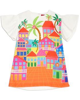 Agatha Ruiz girls bahia city dress 7VE3327-20