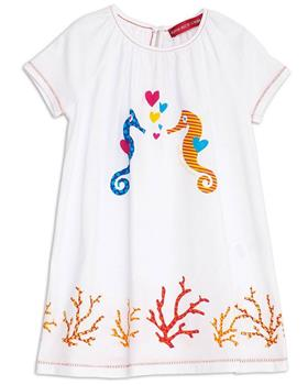 Agatha Ruiz girls atlantis seahorse dress 7VE3312-20