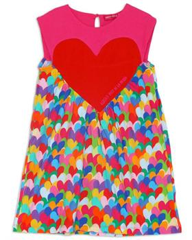 Agatha Ruiz girls heartful dress 7VE3305-20