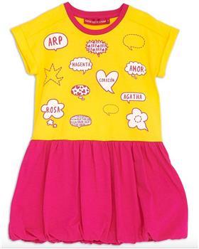 Agatha Ruiz girls comic bubbles dress 7VE3302-20