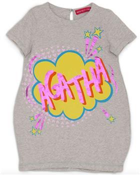 Agatha Ruiz girls comic bubbles dress 7VE3298-20