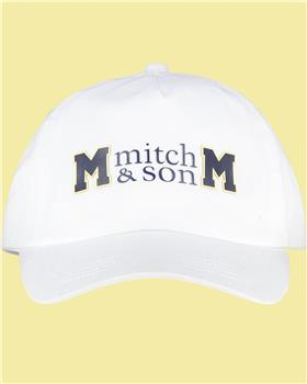 Mitch & Son boys cap MS1349-20 White