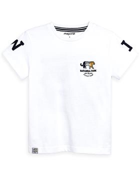 Mayoral boys T-shirt 3051-20 White