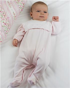 Emile et Rose girls Sybil all-in-one 1878pp-20 Pink