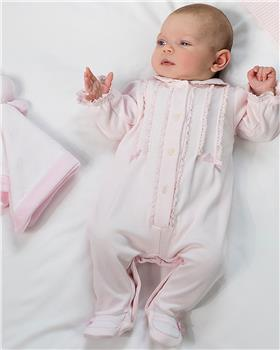 Emile et Rose girls Suki all-in-one 1879pp-20 Pink