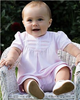 Emile et Rose girls Selina top & shorts 5353pp-20 Pink