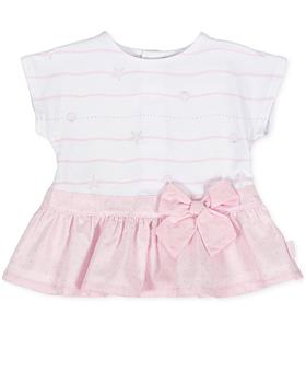 Tutto Piccolo girls dress 8223-20 Pink
