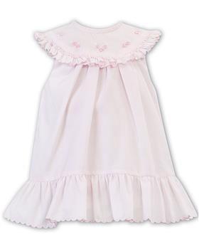 Sarah Louise girls dress 011810-20 Pink