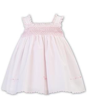 Sarah Louise girls dress 011851-20 Pink