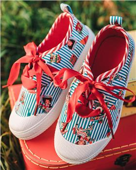 Rosalita Senorita girls sneakers Edmonton Shoes