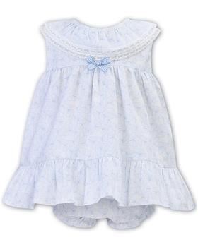 Sarah Louise girls dress and panty 011909-20