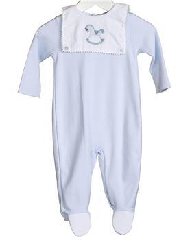 Bluesbaby babygro - sleepsuit VV0231-20 Blue