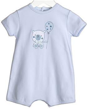 Bluesbaby Baby Boy Romper VV0238-20 BLUE